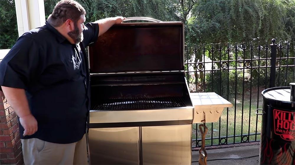Smoked Turkey Legs Pellet Smoker